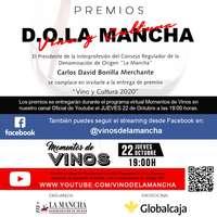 DO La Mancha entregará sus premios en una gala virtual