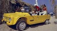 Citroën Méhari, icono y símbolo de libertad