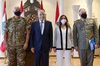 Líbano anuncia un acuerdo marco con Israel