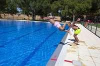 Las piscinas, pendientes del visto bueno de Sanidad
