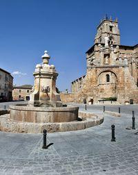 La consideración de BIC obliga a que todos los proyectos urbanísticos cuenten con el visto bueno de Patrimonio