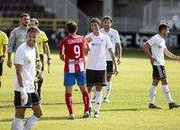 Un Burgos falto de gol