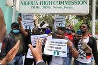 Máxima tensión en Nigeria por las protestas