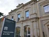 Sede de los tribunales riojanos.