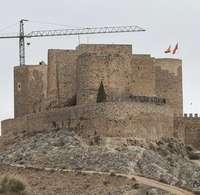 El castillo de Consuegra, en la élite del 3D