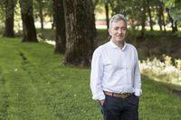 Álvaro da Silva, geriatra y responsable médico de las residencias de ancianos de la Diputación