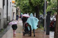 Aviso de alerta amarilla en La Rioja por tormentas y granizo