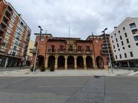 Casa consistorial de Calahorra.