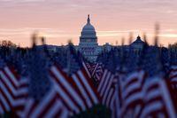 EEUU se prepara para el cambio blindado ante posibles incidentes