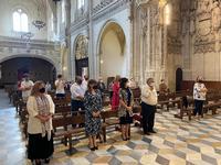 La romería de la Bastida se celebra en San Juan de los Reyes