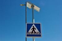 Valdeluz mejora la seguridad de 'Camino Escolar Seguro'