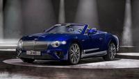 El Continenal GT speed sale a la luz