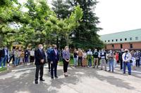 La Junta condena el asesinato de la mujer de Valladolid