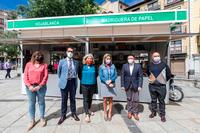 Toledo recupera la cultura de los libros en la calle