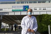 Eduardo Escario, jefe del Servicio de Dermatología del Complejo Hospitalario Universitario de Albacete.