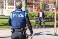 Imagen de archivo de un agente de la Policía Local en Miranda.