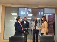 Junta destina 616.000 euros a planes de empleo de Arroyo