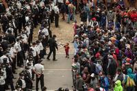 Honduras admite que los migrantes no podrán cruzar Guatemala
