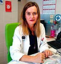 Mar Navarro, presidenta del Colegio de Dietistas Nutricionistas de Castilla-La Mancha.