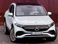 Mercedes acelera con el EQA