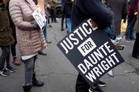 La policía que mató a Wright, acusada de homicidio involuntario