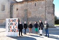 Mejoras en el entorno de Santa Cruz de la Zarza