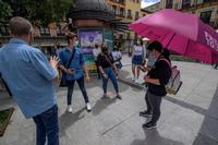 Toledo espera «un aluvión de turistas» para el fin de semana