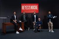 Presentación de 'Reyes de la Noche' cedidas por la productora.