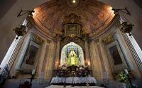 Se podrá orar ante la Virgen de la Bastida