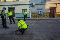 Reconstrucción del accidente de Argamasilla de Alba