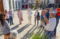Un verano saludable para los mayores de Tomelloso