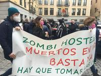 Protestas Hosteleros