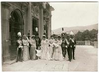 Imágenes de 'La Chata' en el Real Sitio de San Ildefonso