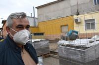 Obras adecenta los firmes de acerados y espacios urbanos