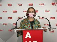 Manuela Casado destaca las ayudas para mujeres víctimas de violencia