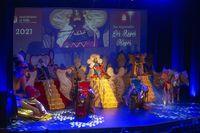 Cabalgata estática de Reyes Magos