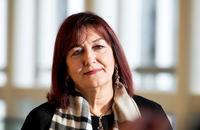 La comisaria de Democracia y Demografía de la Comisión Europea, Dubravka Suîca.
