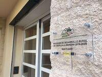 Imagen de la fachada de la sede de ADEL Sierra Norte.