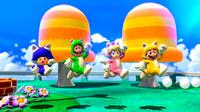 La nueva vida de Super Mario 3D World
