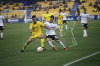 La derrota del Burgos CF en Alcorcón, en imágenes