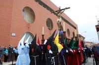 La última vez que salió el Cristo de las Siete Palabras a la calle fue en 2019, en la procesión matutina de Viernes Santo.