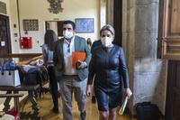 Tolón: «Quiero que la hostelería se sienta amparada»