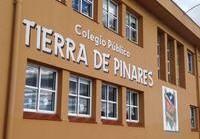 Educación confina un aula del colegio Tierra de Pinares
