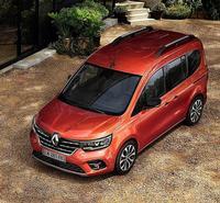 Renault lanzará en junio el Kangoo Combi