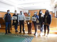 Octavio Cuartero de Villarrobledo reanuda el Erasmus Plus