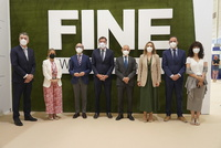 Inauguración de FINE #WineTourismExpo