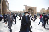 Raisi lidera los resultados de las presidenciales iraníes