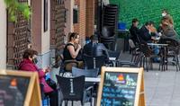 La recaudación en Toledo por las terrazas caerá 140.000 €
