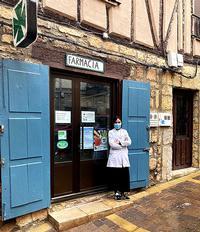 «No me puedo quejar porque no he parado de trabajar, pero noto la falta de clientes del País Vasco. Del turismo yo no vivo»