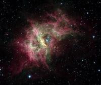 La burbuja donde nacen las estrellas